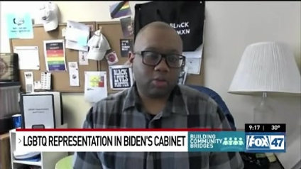 Local organization reacts to President Biden's LGBTQ Cabinet