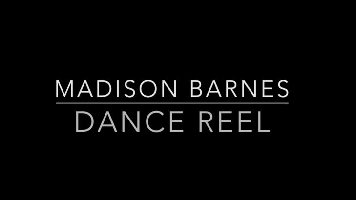 Dance Reel Round 1