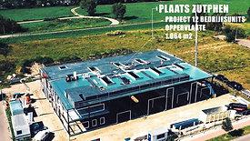 12 Bedrijfsunits - Zutphen - 1.064m²