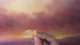 Short Sessions- Sunset cloud edges