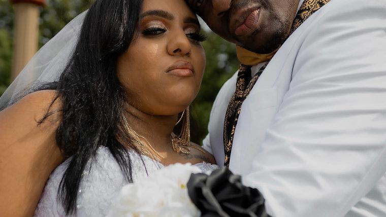 HOT 360 BOOTH GABE & DENISE WEDDING