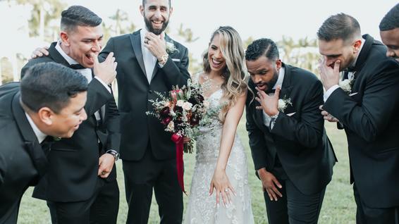 Vanessa & Mark || Woman's Club of Coconut Grove Wedding