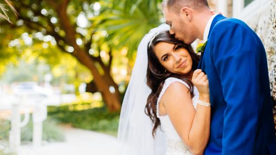 Stephanie + John | Woman's Club of Coconut Grove Wedding Videography | Miam Films