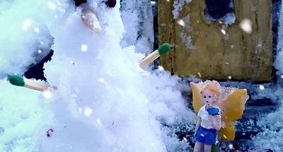 Fairy Snowy Jan. 28, 2021