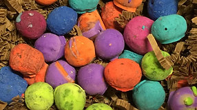 DIY Fairy Seed-Bombs