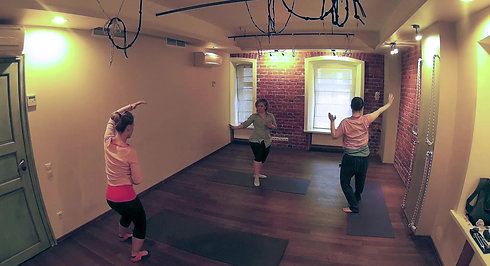 Спонтанный Цигун-Танец