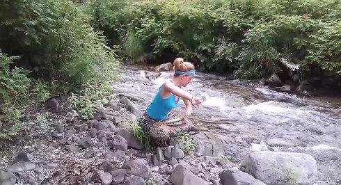 Спонтанный цигун Яшмовый ручей 1 часть