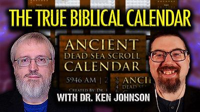 AMAZING Calendar FOUND in Dead Sea Scrolls! | Dr. Ken Johnson | TSR 286