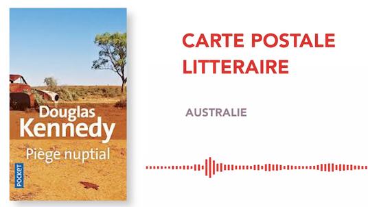 CARTE POSTALE LITTERAIRE - AUSTRALIE