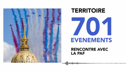 701 Évènements #1