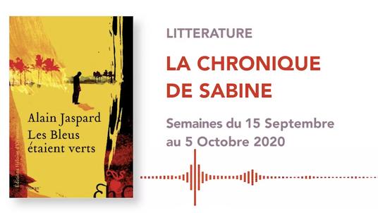 CHRONIQUE DE SABINE #31