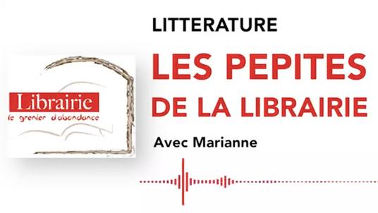 LES PEPITES DE LA LIBRAIRIE #1