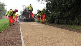 Bituchem Natratex Buff coloured asphalt