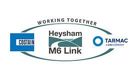 Costain/Tarmac - Heysham M6 Link project