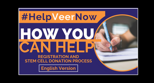 Registration and Donation Process
