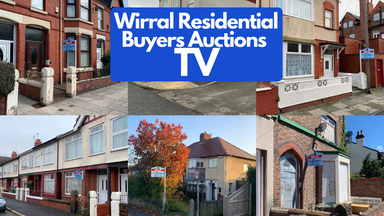 Wirral Residential Buyers Auctions TV
