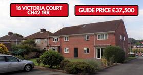 29th April Auction - 16 Victoria Court - Victoria Drive CH42 1RR