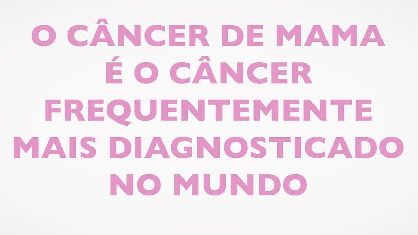 câncer de mama.