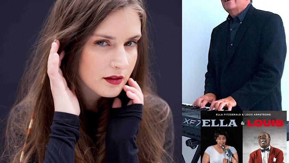 The Louis & Ella Music Show ; Dave Cottle & Sarah Meek