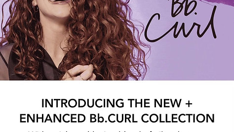 Bumble and Bumble 2020 BB Curl Campaign