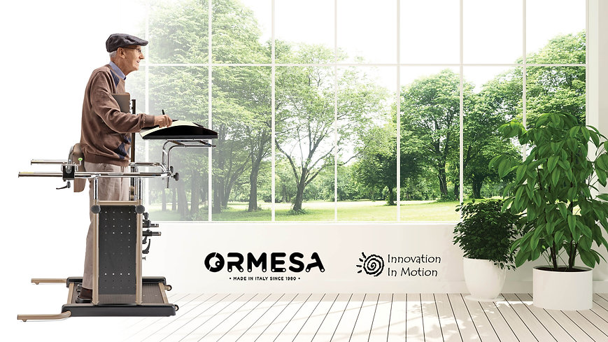 Ormesa Standy + Gait Trainer