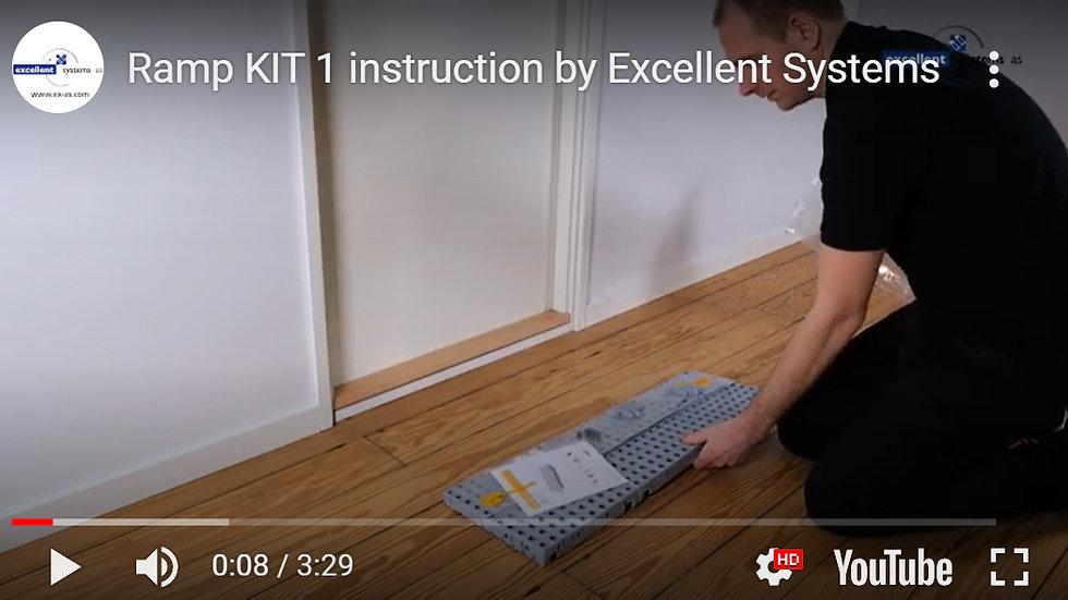 Excellent Ramp Kits