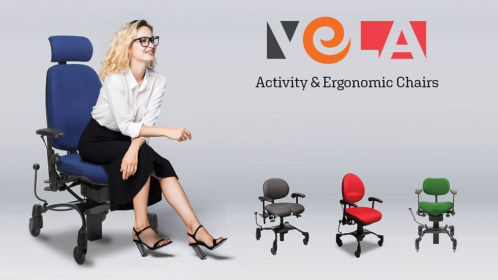 VELA Chairs from Westech Health