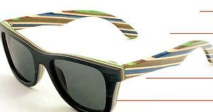 Wood On Time Sunglasses