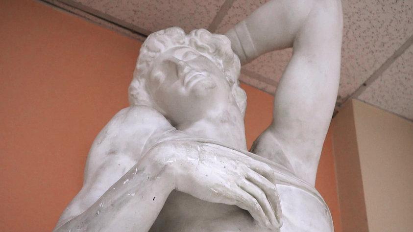 Patrimonio IsArt: i calchi in gesso tra passato e presente