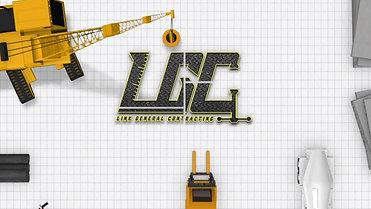 Link General Contracting - Branding