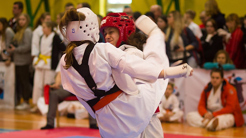 Zawody Karate Kyokushin