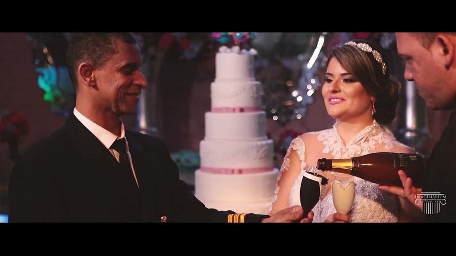 Casamento de Edson e Aline