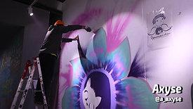 """Фестиваль благотворительного фонда """"Брошенный ангел"""" и художник @a_axyse1"""