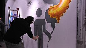 """Фестиваль благотворительного фонда """"Брошенный ангел"""" и художник @ChytokART"""