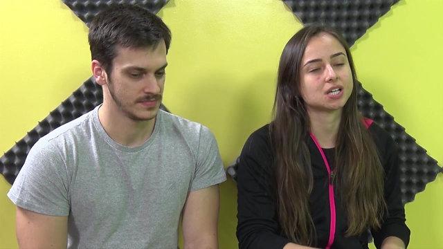 Priscila e Luiz Felipe