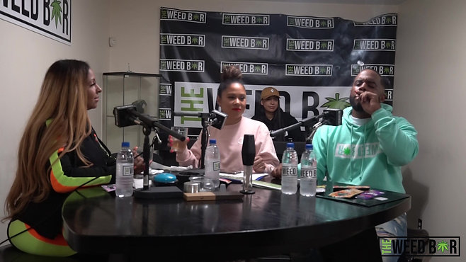 The Weed Bar X Angela Yee Part 2