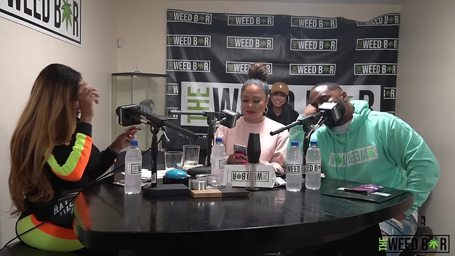 The Weed Bar x Angela Yee PART 1