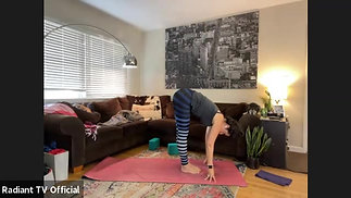 Align & Flow Yoga with Kate. Episode 23. Radiant Mind Body