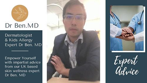 Meet Dr Ben. MD