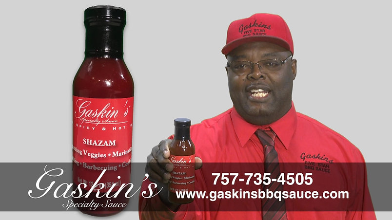 Gaskin's 5 Star BBQ Sauce Local Stores FB