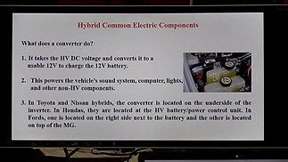 Hybrid Seminar Overview