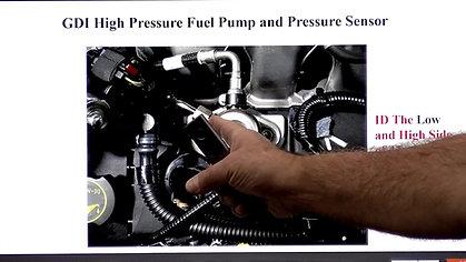 GDI Gasoline Direct Injection Dorman Webinar