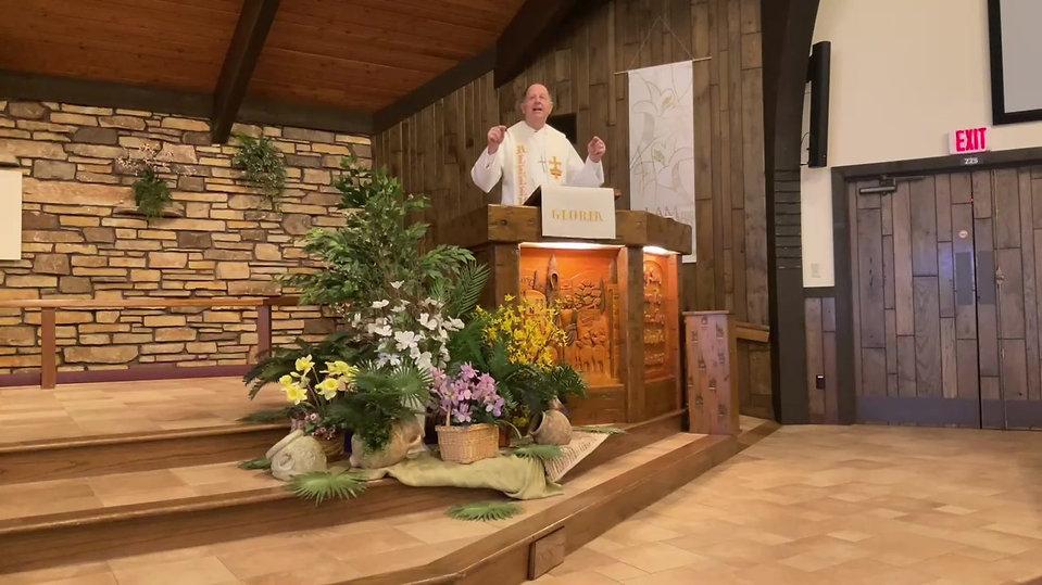Sunday Worship 8am May 2, 2021