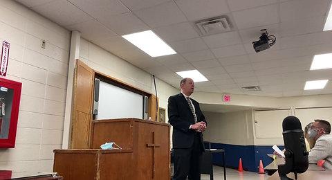 Pastor Hein Bible Study 5/9/2021