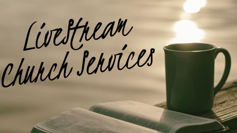 Church Service Livestream