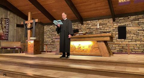 Good Friday Worship Service 4/2/2021