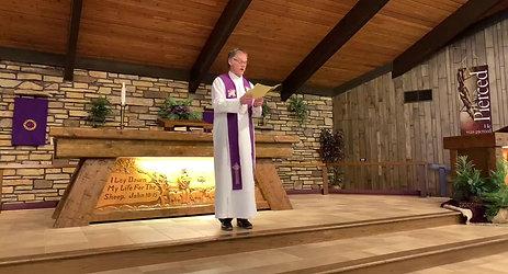 Worship Service 2/27