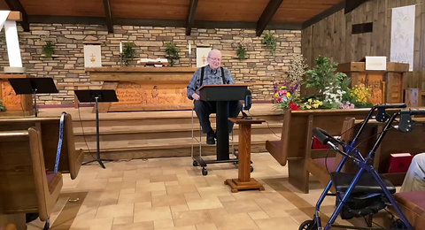 Wednesday Morning Bible Study May 5, 2021