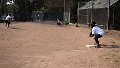 3rd Base Tag-Out from Catcher