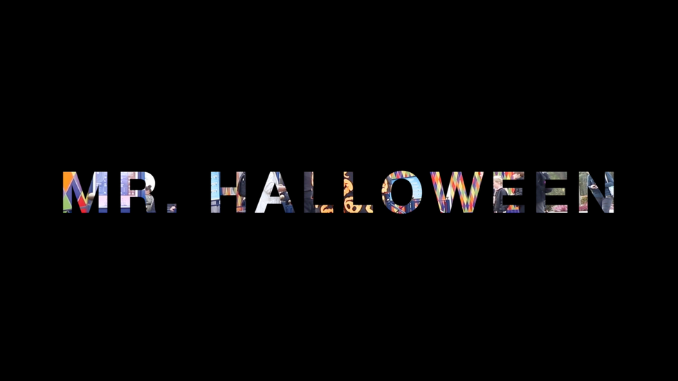 Halloween Ballonmand